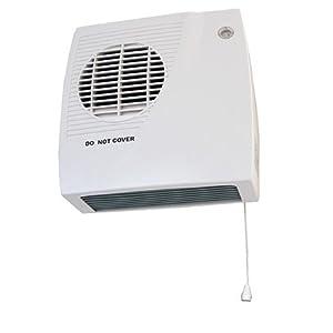 2000w chauffage electrique radiateur soufflant salle for Chauffage electrique salle de bain soufflant