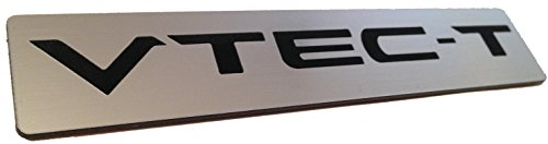 Honda dohc vtec Turbo Stick-on Badge Emblem (Vtec Dohc Emblem compare prices)