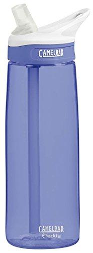 CamelBak Eddy Water Bottle, 0.75-Liter, African Violet