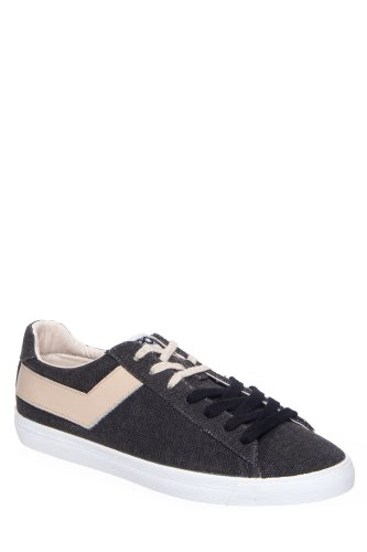 PONY Men'S Topstar Ox Canvas Sneaker