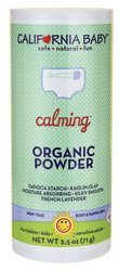 California Baby Non-Talc Powder, Canister - Calming, 2.5-Ounce Personal Healthcare / Health Care