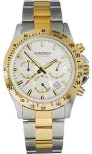 Sekonda Classique Chronograph Mens Watch