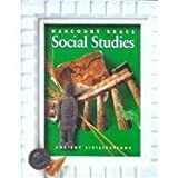 img - for Ancient Civilizations (Harcourt Brace Social Studies) (Harcourt School Publishers Social Studies) by Richard G. Boehm, Claudia Hoone, Thomas M. McGowan(January 1, 2002) Hardcover book / textbook / text book
