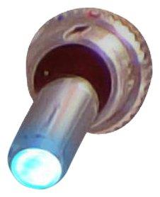 Keep It Clean Sw24B Blue 20 Amp/12V All-Aluminum Led Toggle Switch
