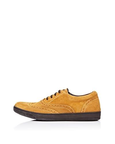 Farrutx Zapatos  Perforaciones Camel