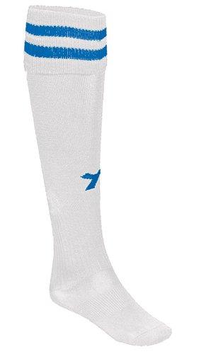 DIADORA Padova Sock White / Royal - Size SR