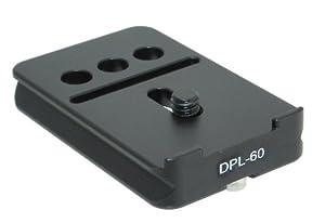Desmond DPL60 PL-60 60mm QR Lens Plate Quick Release Arca Swiss Compatible