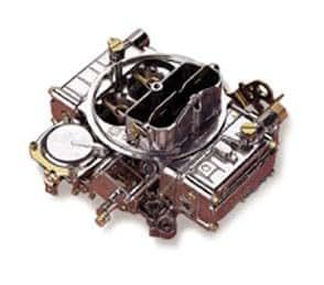 Amazon Com Holley 0 1850c 600 Cfm Four Barrel Vacuum