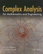 Complex Analysis for Mathematics and Engineering, 5th edition