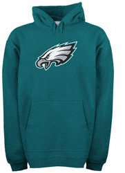 Philadelphia Eagles Reebok Logo Hoodie Adult Large