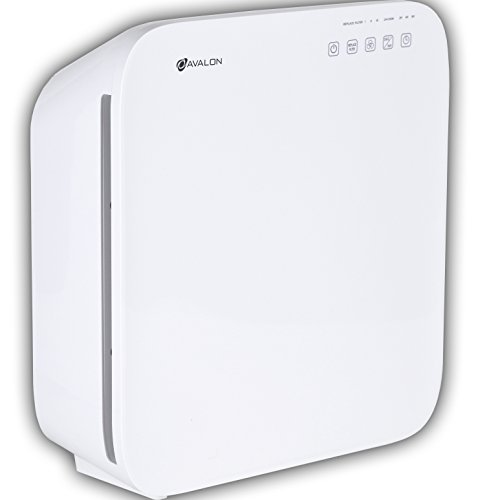 Avalon Premium 3 In 1 Air Purifier With True Hepa