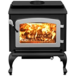Drolet Escape 1800 Wood Stove - 75,000 BTU, Model# DB03115