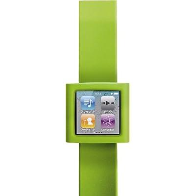 第6世代ipod nano専用 style Case nano (フォレストグリーン)