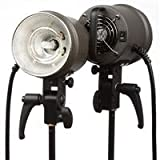 Dynalite MH2015 Fan Cooled Flash Head, 2000w/s Maximum, 250 Watt Model Lamp