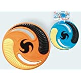 Simba Flying Zone Cyberdisc Soft, 3 Assorted, Blue/Green/Orange (23cm)
