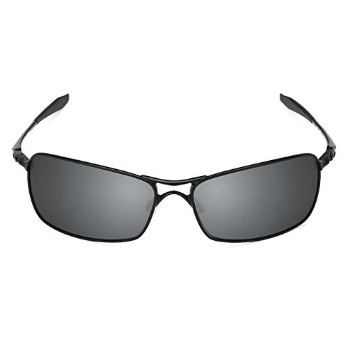 17774dcc380 Revant Replacement Lenses for Oakley Crosshair 2.0 Polarized Black Chrome  MirrorShield