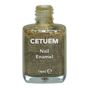 Nail Enamels 14ml - Gold - 52 SG - Solid Gold Glitter