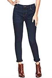Indigo Collection Cotton Rich Denim Jeggings