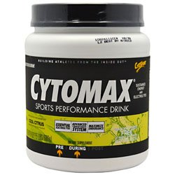Cytomax - Performance Drink Powder Cool Citrus 24 oz by Cytosport