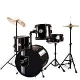 First Act Designer Drum Set – Black