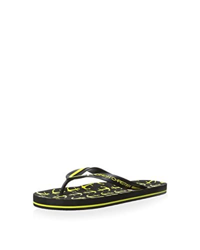 Andrew Christian Men's Anchor Sandals