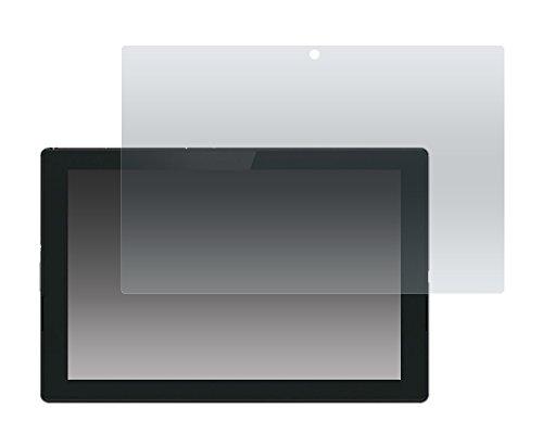 PLATA ( プラタ ) Xperia Z4 Tabletト SO-05G / SOT31 / SGP712JP 用 液晶 保護 ガラスフィルム XperiaZ4 エクスペリアZ4   前面  FDSO05G-GL