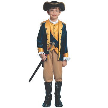 Patriot Boy Costume (Boy's Children's Costume)