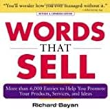 img - for Words that Sell 2nd (second) edition book / textbook / text book