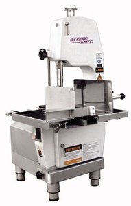 Table Bone Saw, electric, 66 Inch Blade