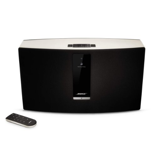 bose syst me audio wi fi soundtouch 30 radio radio. Black Bedroom Furniture Sets. Home Design Ideas