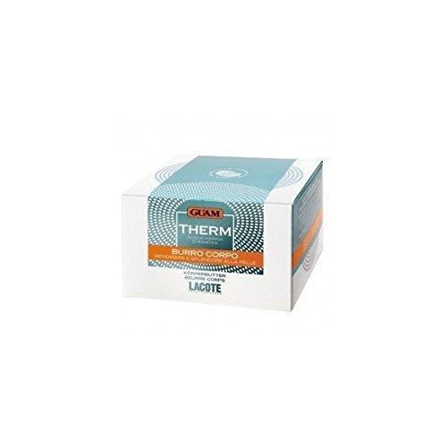 Therm Burro Corpo 250 ml Crema Nutriente Effetto Rinvigorente Corpo