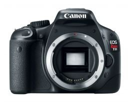New-EOS Rebel T2i 18Megapixel Digital SLR Body - CANT2IBD