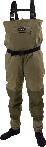 Frogg Toggs Women's Hellbender Stockingfoot Wader, X-Large, New Sage