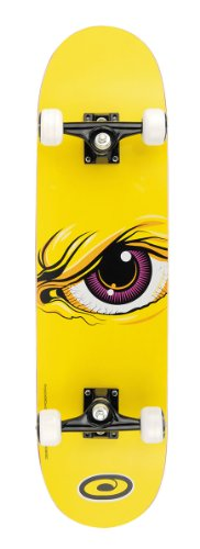 Osprey Wrath OSX Wrath Skateboard - Yellow