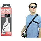 Carry Speed CS-Sport Camera Sling Strap System with Mounting Plate and FREE Under Arm Strap