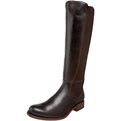 FRYE Women's Riding Chelsea Boot,Expresso,6 M US