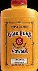 Gold Bond Triple Action Medicated Body Powder -- 10 oz