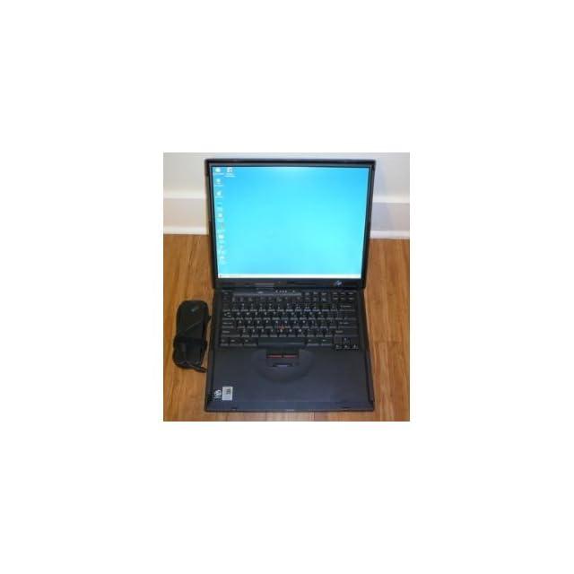 IBM Thinkpad 390X (450 MHz Pentium III, 128MB RAM, 5 GB Hard Drive)