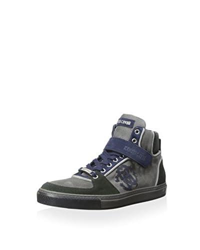 Roberto Cavalli Men's Michael Hightop Sneaker