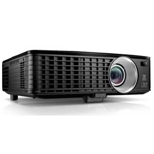 Click Here For nice Size DELL 1420X 2700 ANSI LUMENS (MAX) 1024x768 XGA PROJECTOR