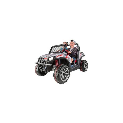 Amazon.com: Peg - Perego Polaris Ranger RZR Kids' ATV