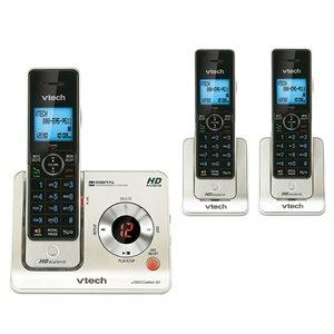 Vtech 3-Handset Dect Vtech 3-Handset Dect