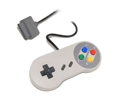 SNES Super Nintendo Controller Joypad Joy Pad 3rd Party