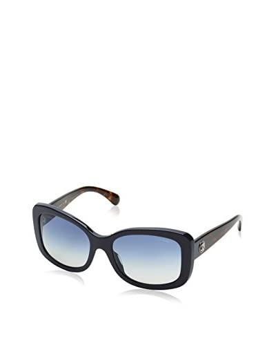 Chanel Gafas de Sol 53221021/S2 (57 mm) Negro