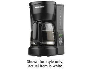Spacemaker Coffee Maker: Black & Decker (Us) Inc B&D Drip Coffee Maker 5 Cup Prog. Permanent Filter