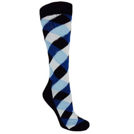 MOXY Socks Argyle Knee High CrossFit