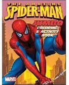 The Amazing Spider-Man Jumbo Coloring & Activity Book (Assorted Coverart) - 1
