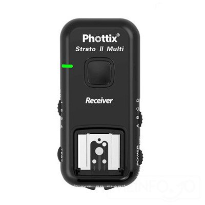 Wireless 5 in 1 Receiver for Nikon