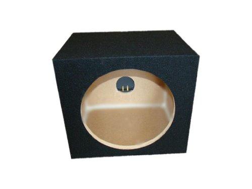 "Zenclosures 1-10"" Jl Audio 10W3V3-4 / 10W3V3-2 / 10W3 Subwoofer Box"