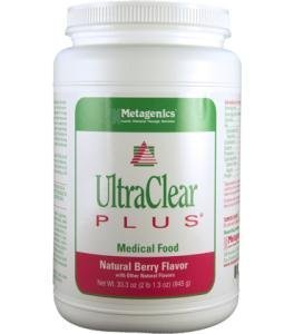Ultra Clear Plus Natural Berry Flavor 33.30 Ounces front-968445
